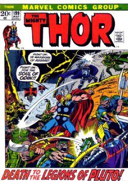 THOR -  THOR (1972) - VERY FINE - 8.0 199
