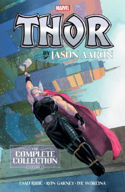 THOR -  THOR BY JASON AARON TP -  COMPLETE COLLECTION, THE 01