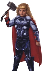 THOR -  THOR COSTUME - MUSCLE CHEST (CHILD) -  AVENGERS 2 : AGE OF ULTRON