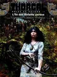 THORGAL -  KRISS DE VALNOR - L'ÎLE DES ENFANTS PERDUS -  LES MONDES DE THORGAL 06