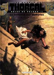 THORGAL -  KRISS DE VALNOR - LA SENTENCE DES WALKYRIES -  LES MONDES DE THORGAL 02