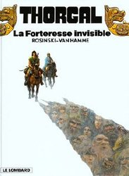 THORGAL -  LA FORTERESSE INVISIBLE 19