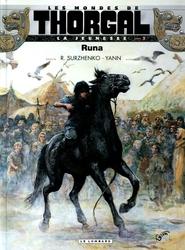 THORGAL -  LA JEUNESSE - RUNA -  LES MONDES DE THORGAL 03