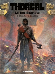 THORGAL -  LE FEU ÉCARLATE 35