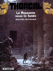 THORGAL -  LE ROYAUME SOUS LE SABLE 26
