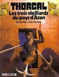 THORGAL -  LES TROIS VIEILLARDS DU PAYS D'ARAN 03