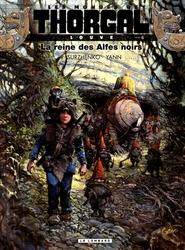 THORGAL -  LOUVE - LA REINE DES ALFES NOIRS 06