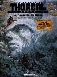 THORGAL -  LOUVE - LE ROYAUME DU CHAOS -  LES MONDES DE THORGAL 03