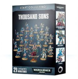 THOUSAND SONS -  START COLLECTING!