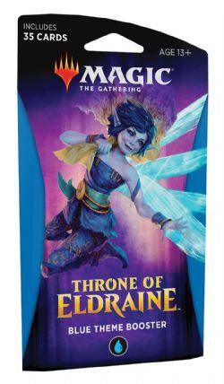THRONE OF ELDRAINE -  BLUE THEME BOOSTER (35)
