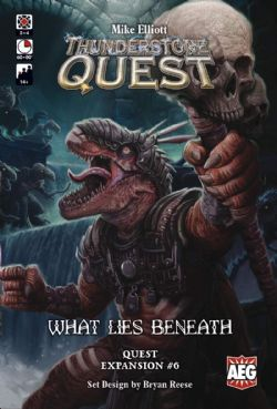 THUNDERSTONE QUEST -  WHAT LIES BENEATH (ENGLISH)