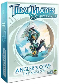 TIDAL BLADES : HEROES OF THE REEF -  ANGLER'S COVE (ENGLISH)