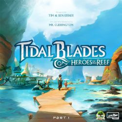 TIDAL BLADES : HEROES OF THE REEF -  BASE GAME (ENGLISH)