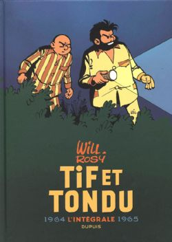 TIF ET TONDU -  INTÉGRALE 1964 - 1965