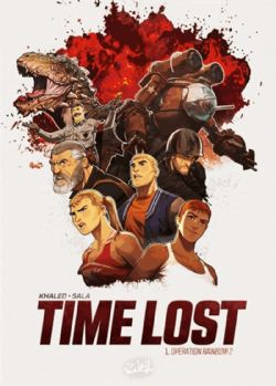 TIME LOST -  OPÉRATION RAINBOW 2 01