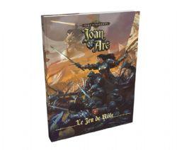TIME OF LEGENDS: JOAN OF ARC - LE JEU DE RÔLE -  CORE BOOK (FRENCH)
