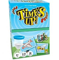 TIME'S UP! -  KIDS (FRENCH)