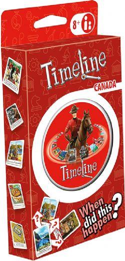 TIMELINE -  CANADA ECO (ENGLISH)