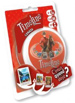 TIMELINE -  CANADA (FRENCH)