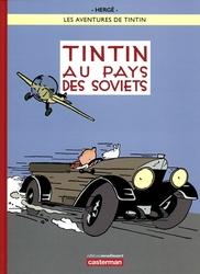 TINTIN -  AU PAYS DES SOVIETS (COULEUR) 01