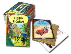 TINTIN -  COLLECTION 24 ALBUMS