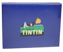 TINTIN -  ENSEMBLE CARTES A JOUER