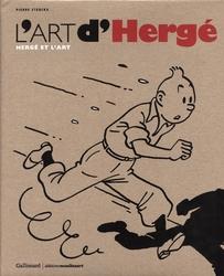 TINTIN -  L'ART D'HERGE