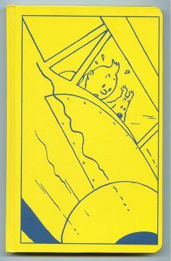 TINTIN -  NOTEBOOK (135 X 210 X 10 MM)