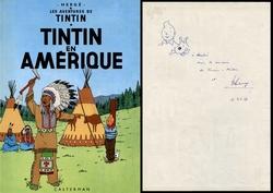 TINTIN -  RÉÉDITON 1968