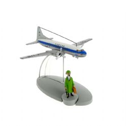 TINTIN -  SABENA AIRLINES PLANE FROM