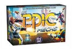 TINY EPIC MECHS -  (FRENCH)