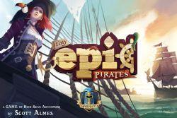 TINY EPIC PIRATES -  BASE GAME (ENGLISH)