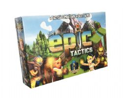 TINY EPIC TACTICS -  BASE GAME (ENGLISH)