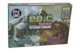 TINY EPIC TACTICS -  EXTENSION TERRAINS (FRENCH)