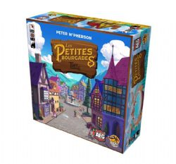 TINY TOWNS - LES PETITES BOURGADES (FRENCH)