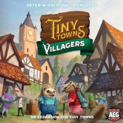 TINY TOWNS -  VILLAGERS (ENGLISH)