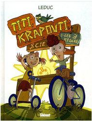 TITI KRAPOUTI & CIE -  1ÈRE ÉDITION 2010