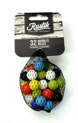 TOCK -  32 MARBLES / TOCK 8 PLAYERS