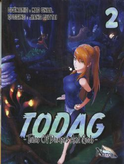 TODAG -TALES OF DEMONS AND GODS- -  (FRENCH V.) 02