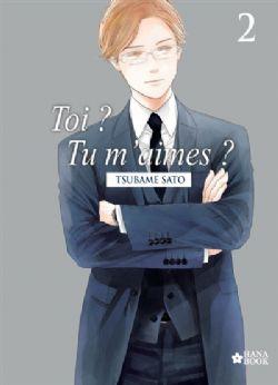TOI ? TU M'AIMES ? -  (FRENCH V.) 02