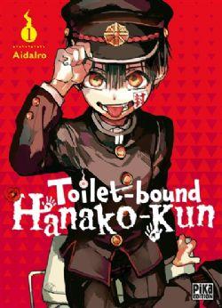 TOILET-BOUND : HANAKO-KUN -  (FRENCH V.) 01