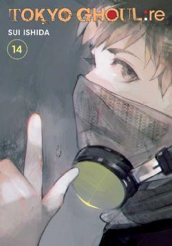 TOKYO GHOUL -  (ENGLISH V.) -  TOKYO GHOUL RE 14