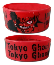 TOKYO GHOUL -  ONE EYED GHOUL WRISTBAND