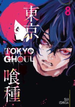 TOKYO GHOUL -  TOKYO GHOUL GN 08