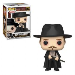 TOMBSTONE -  POP! VINYL FIGURE OF DOC HOLLIDAY (4 INCH) 852