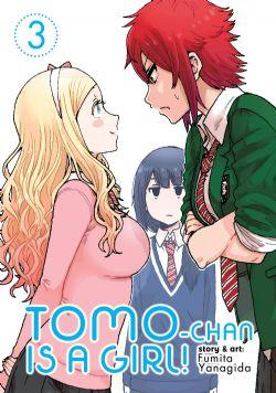 TOMO-CHAN IS A GIRL! -  (ENGLISH V.) 03
