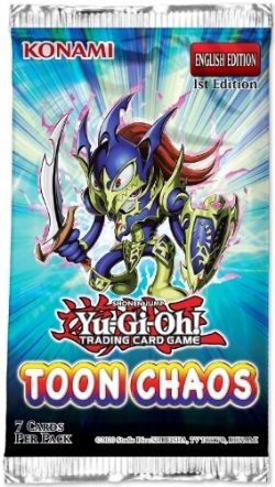 TOON CHAOS -  BOOSTER PACK (ENGLISH) (P7/B24)