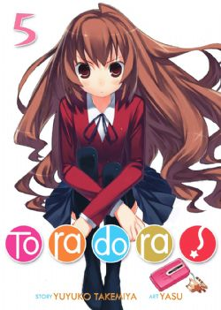 TORADORA ! -  LIGHT NOVEL (ENGLISH V.) 05