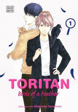 TORITAN: BIRDS OF A FEATHER -  (ENGLISH V.) 01