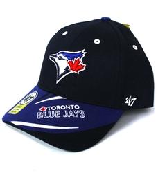 TORONTO BLUE JAYS -  BLUE ADJUSTABLE CAP (YOUTH)